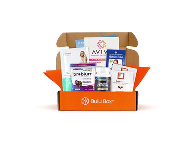 """<h2>36. Bulu Box</h2> <p><strong>Cost: </strong>$10/month</p> <p><strong>What you get:</strong> Five to six sample-size items</p> <p><strong>Why we love it:</strong> If you find wellness stores intimidating, <a href=""""https://www.bulubox.com/"""" rel=""""nofollow noopener"""" target=""""_blank"""" data-ylk=""""slk:Bulu Box"""" class=""""link rapid-noclick-resp"""">Bulu Box</a> is an approachable way to discover healthy products. Filled with sample-sizes of everything from vitamins and supplements to healthy snacks and clean beauty products, learn what works for you first before committing to that huge jar of protein powder.</p> <p><a class=""""link rapid-noclick-resp"""" href=""""https://www.bulubox.com/"""" rel=""""nofollow noopener"""" target=""""_blank"""" data-ylk=""""slk:Sign up for Bulu Box"""">Sign up for <em>Bulu Box</em> </a></p>"""
