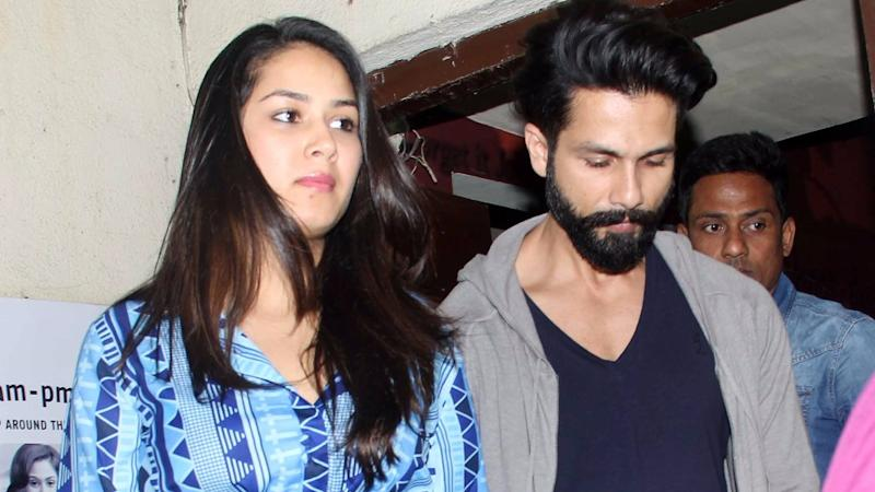 Shahid Shares New Photo of Misha & She's Getting Cuter by the Day
