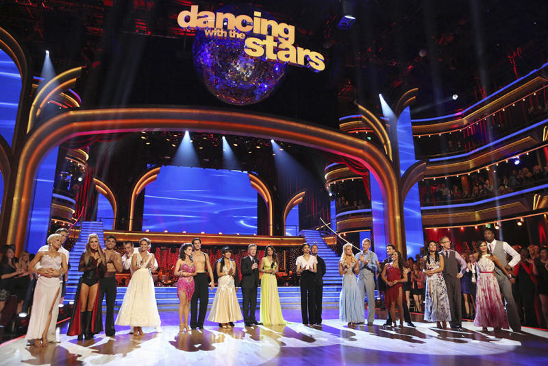 """Dancing With the Stars"" - ""Episode 1604"" - The competition continued as the 10 remaining celebrities celebrated ""The Best Year of Their Life"" through dance, MONDAY, APRIL 8 (8:00-10:01 p.m., ET). Each couple danced to a song of the celebrities' choosing that represents a memorable time or experience in their life. In addition, each celebrity was challenged to perform a brief solo during their performance."