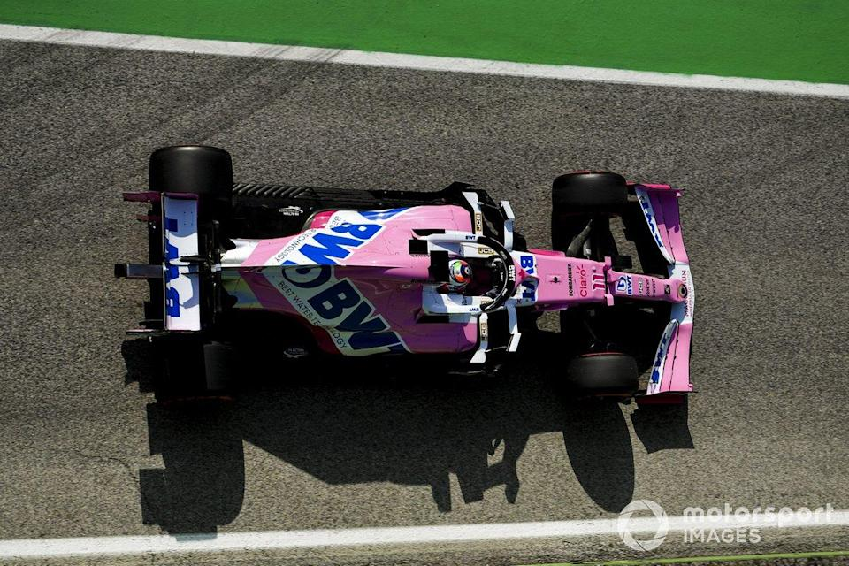 "Sergio Perez, Racing Point RP20<span class=""copyright"">Mark Sutton / Motorsport Images</span>"