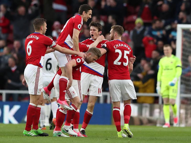 Boro still have a fighting chance of staying up: Getty