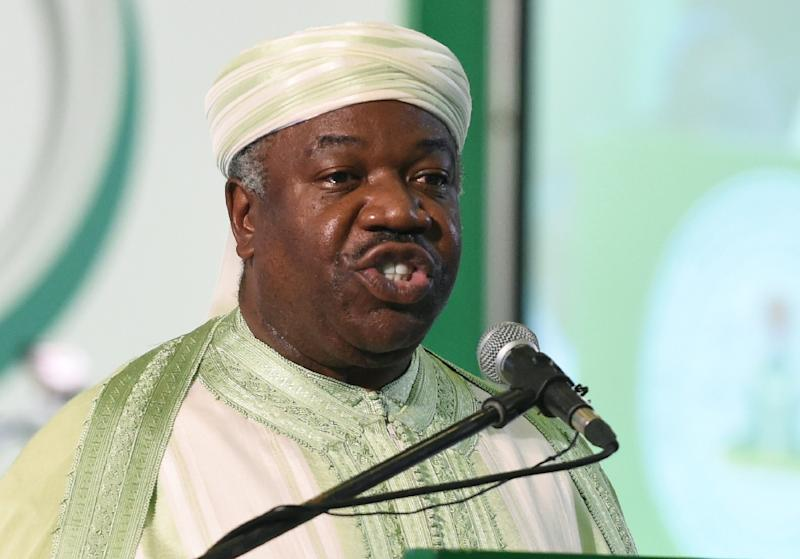 Gabonese President Ali Bongo Ondimba was elected for a first term in a disputed 2009 vote following the death of his father Omar Bongo Ondimba, who had steered Gabon from 1967