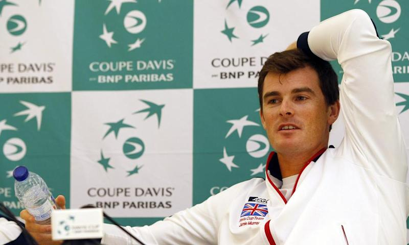 Jamie Murray complained in Rouen that the ITF ignore the views of the players.