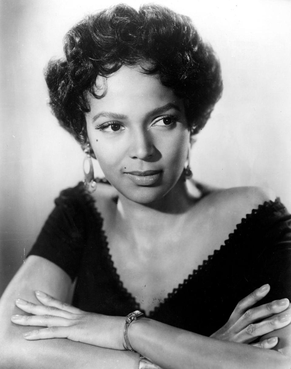 """<p>Inspired by Italian actresses, starlets like Dorothy Dandridge rocked this <a href=""""http://www.goodhousekeeping.com/beauty/hair/g3014/how-to-get-beach-waves-hair/"""" rel=""""nofollow noopener"""" target=""""_blank"""" data-ylk=""""slk:chic, short cut"""" class=""""link rapid-noclick-resp"""">chic, short cut</a> (similar to a poodle pixie, a curly short cut) featuring sculpted locks and a rounded silhouette.</p>"""