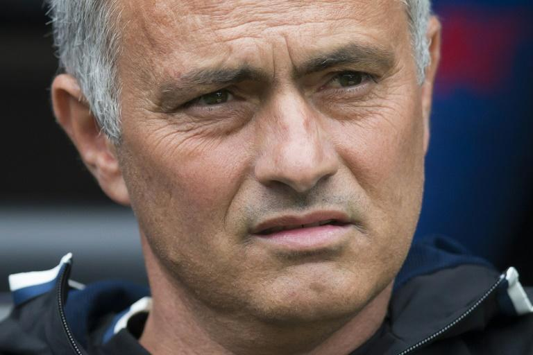 An attempted break-in at the home of Jose Mourinho happened while the Manchester United manager was watching Portugal win the European Championships, the Sun newspaper reported
