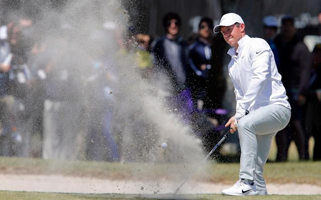 """Rory McIlroy's form could be coming back at exactly the right time. A two-under 70 in the second round of the Arnold Palmer Invitational left the Northern Irishman six off the lead, but so much of his game is promising to peak with the Masters a little more than a fortnight away. Henrik Stenson and Bryson DeChambeau lead the way on 11-under, but the majority of the interest continues to focus on Tiger Woods. He shot a 72 on Friday to stand on four-under, but it could easily have been a 76. In his extraordinary comeback, the 42 year-old is quickly, and so impressively, learning to grind again. There was no need for McIlroy to switch into survival mode, and that was something of a relief. Having missed two of his last four cuts, the very last thing McIlroy needed was another flop in Florida. Granted, there are still some concerning errors slipping into his play, as signified by his three sloppy bogeys. Yet his putting, in particular, is starting to look very sharp and this affords a great deal of hope for Augusta. """"That has been a big key this week,"""" McIlroy said. """"I think I've gained five shots on the field in the strokes-gained stats on the greens in the first two rounds, so that's a huge plus."""" Rory McIlroy lines up a putt Credit: GETTY IMAGES What a transformation from Tampa Bay last week, where he humbly bowed out after two rounds. Then, David Duval declared on The Golf Channel that """"putting is ruining Rory's game"""". """"It continues to put pressure on his iron game, and until Rory figures that out and becomes a little better and more consistent on the greens, he'll be struggling,"""" the former world No 1 added. Duval obviously did not expect McIlroy to fix the issue in less than a week and it should be kept in mind that two good rounds hardly constitute incontrovertible evidence of a complete turnaround. But still, this was extremely encouraging. """"I just sort of messed around the practice green on the weekend,"""" McIlroy said. """"I found a few feels that I've had before. """