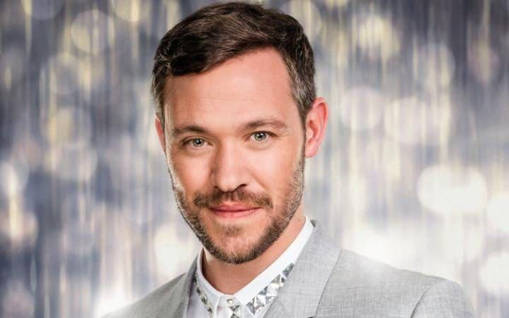 Will Young ends feud with Len Goodman