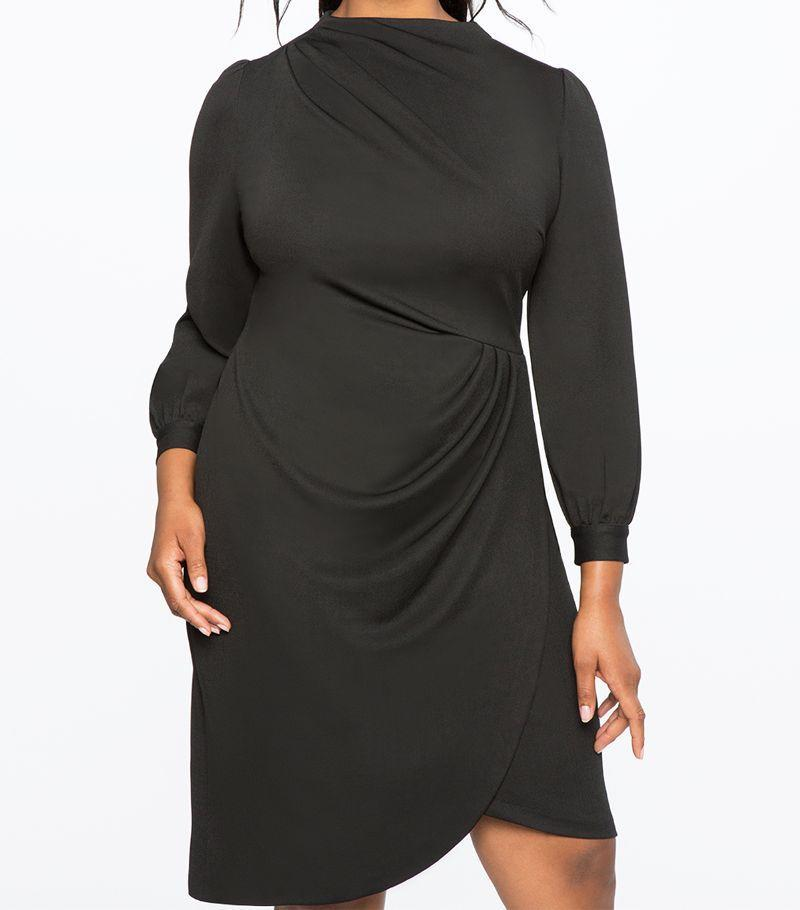 An LBD you'll have forever. Available in sizes 14 to 28.