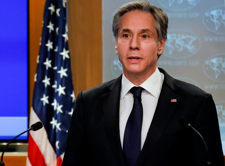 New US Secretary of State Antony Blinken will join the EU foreign ministers via videoconference