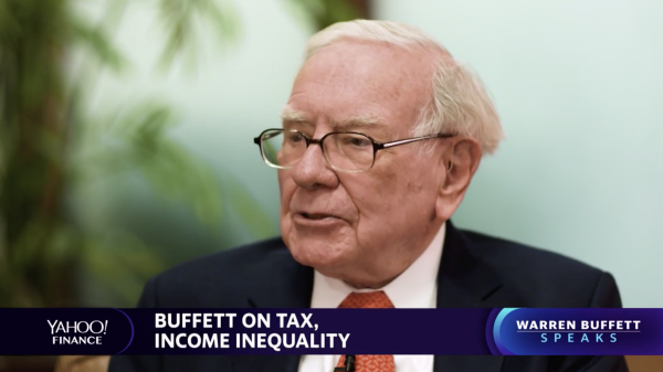 Image result for Warren Buffett identifies the 'best way' to address income inequality