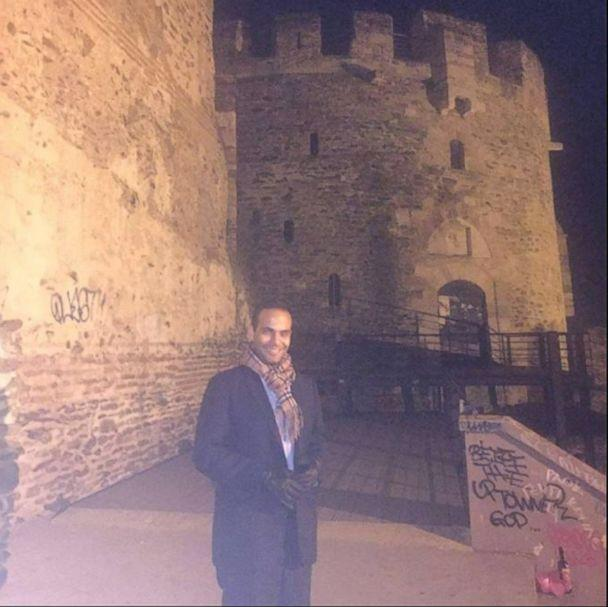 PHOTO: George Papadopoulos in a photo posted to his Facebook page. (Facebook/George Papadopoulos)