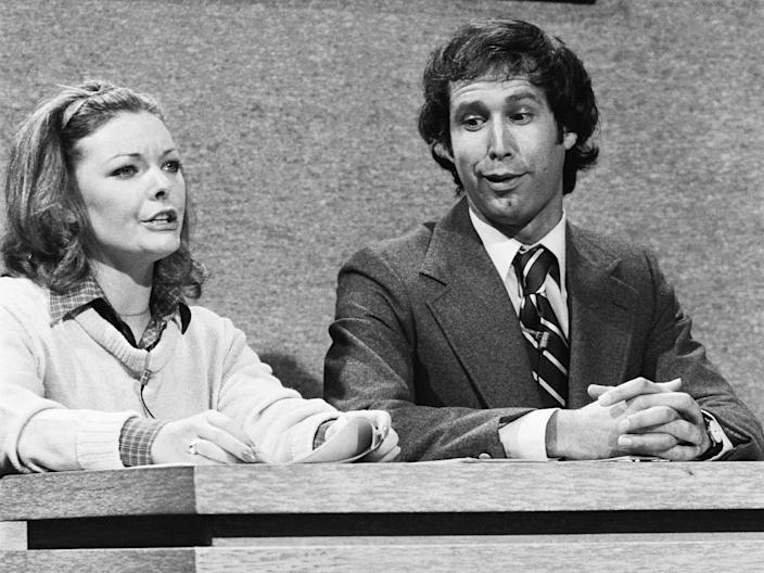 chevy chase jane curtin