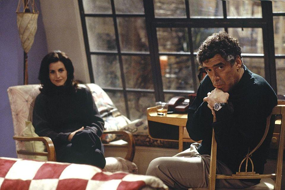 <p><strong>In Friends: </strong></p><p>Judi's husband and Ross and Monica's haphazard father Jack Geller.</p>