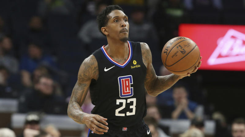 new concept e7964 5315d Clippers' Lou Williams believes comments about Raptors' free ...