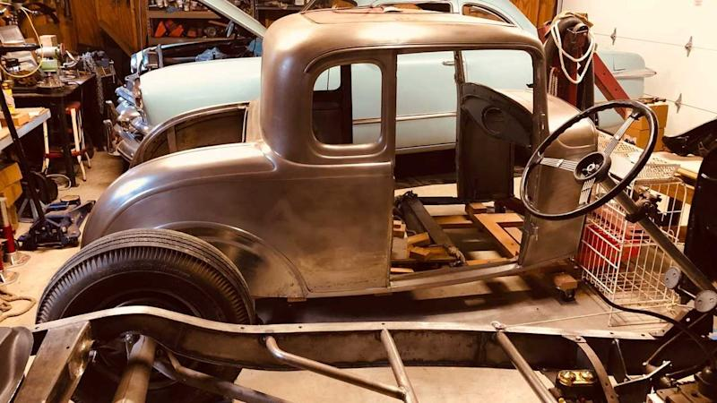 Take On A 1932 Ford 5-Window Original Henry Ford Steel Project