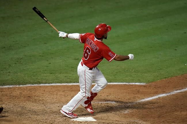 Trout's 300th sets club HR mark, Angels take 2 from Astros