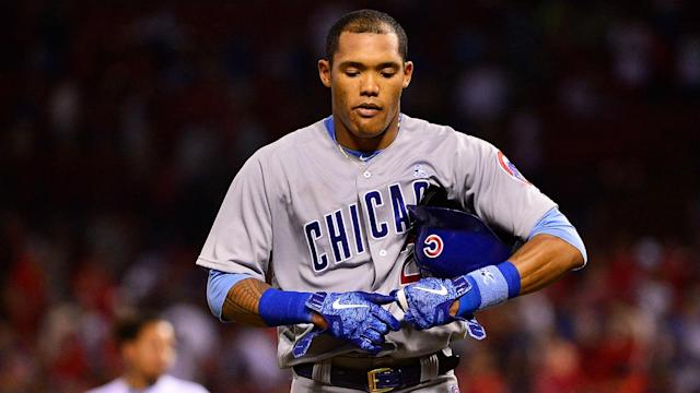 The Cubs shortstop is accused of emotional, verbal and physical abuse throughout his two-year marriage to Melisa Reidy-Russell.