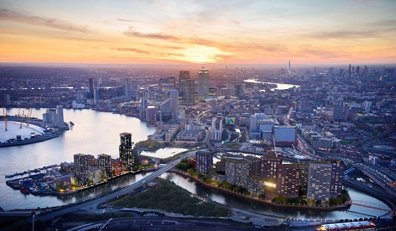Kwok family co-develops Ballymore studio flats in London beginning at US$500,000, while buyers in Hong Kong have to pay more for less