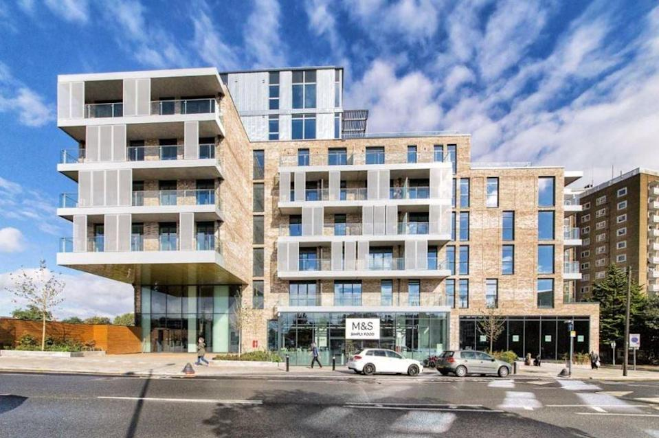 £700,000: this two-bedroom, two-bathroom flat is in Queen's Park in Brent, close to Queen's Park Tube and Overground station. Call Dexters, 020 7266 2020
