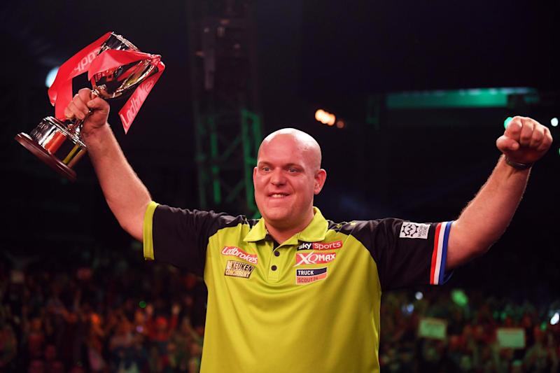 Michael van Gerwen (Getty Images)
