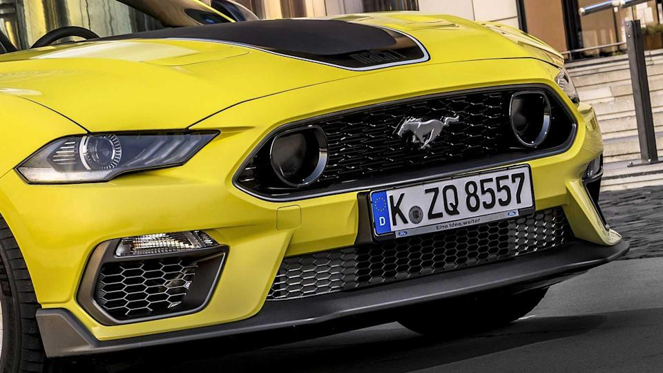 Ford Mustang Mach 1 (2021)