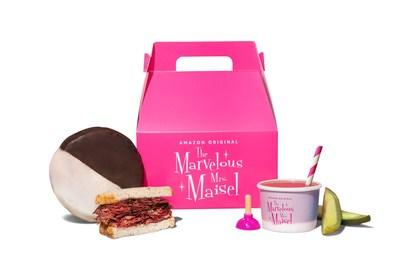 Postmates Delivers The Marvelous Mrs  Maisel Lunch Meal Pack