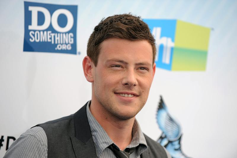 """FILE - This Aug. 19, 2012 file photo shows actor Cory Monteith at the 2012 Do Something awards in Santa Monica, Calif. Monteith, who shot to fame in the hit TV series """"Glee"""" but was beset by addiction struggles so fierce that he once said he was lucky to be alive, was found dead in a Vancouver hotel room, police said. He was 31. (Photo by Jordan Strauss/Invision/AP, File)"""