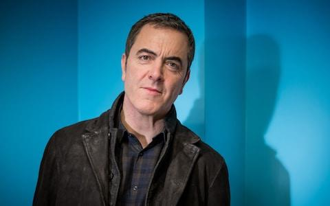 Actor James Nesbitt has discussed his hair transplant openly, saying it helped him get better roles - Credit: Ben Blackall/Big Talk Productions