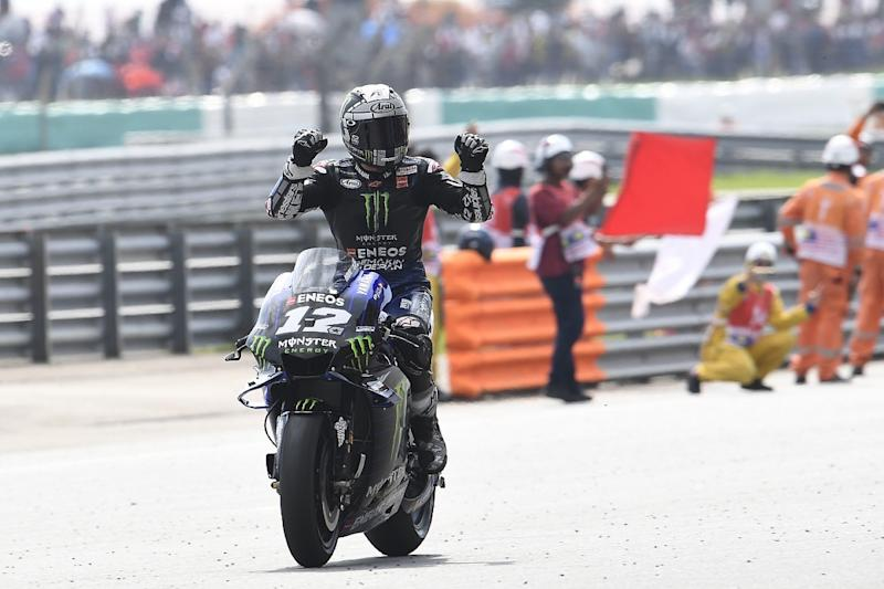 Vinales gets new Yamaha contract to end of 2022