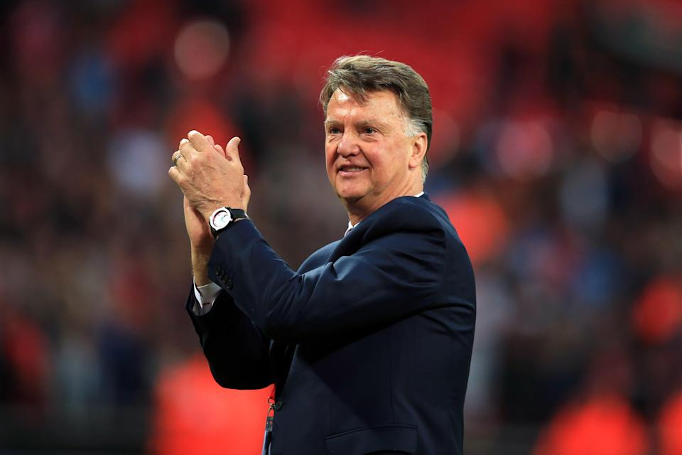 Louis van Gaal is back as Holland manager on a deal running to the 2022 World Cup (Mike Egerton/PA). (PA Archive)