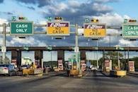 "<p>Nothing is more annoying that long lines at a toll booth on the drive home from vacation, so these popular readers, like EZ-Pass, that charge right to your account have made that experience so much better. Many highways, <a href=""https://www.mass.gov/ezdrivema"" rel=""nofollow noopener"" target=""_blank"" data-ylk=""slk:like the Mass Pike"" class=""link rapid-noclick-resp"">like the Mass Pike</a>, have removed the toll booths entirely and bill people by scanning their plates. <br></p>"