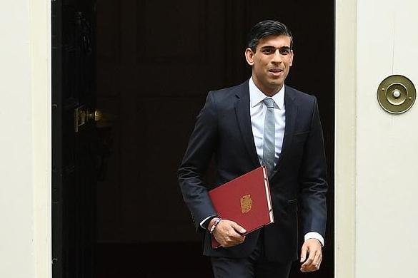 Rishi Sunak announced a £30bn package to combat the coronavirus crisis - but there were no policies for women (Getty Images)