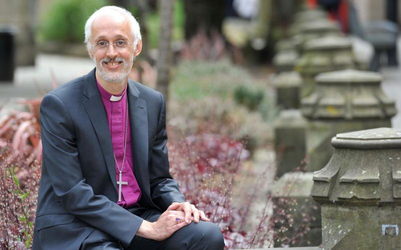The Rt Rev David Walker, Bishop of Manchester, is part of the trend - PA
