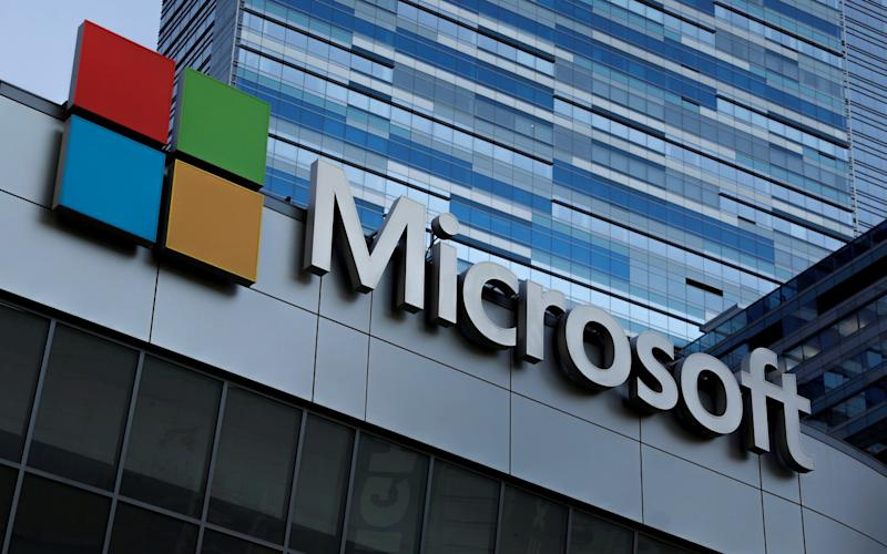 Microsoft email accounts were left vulnerable - REUTERS