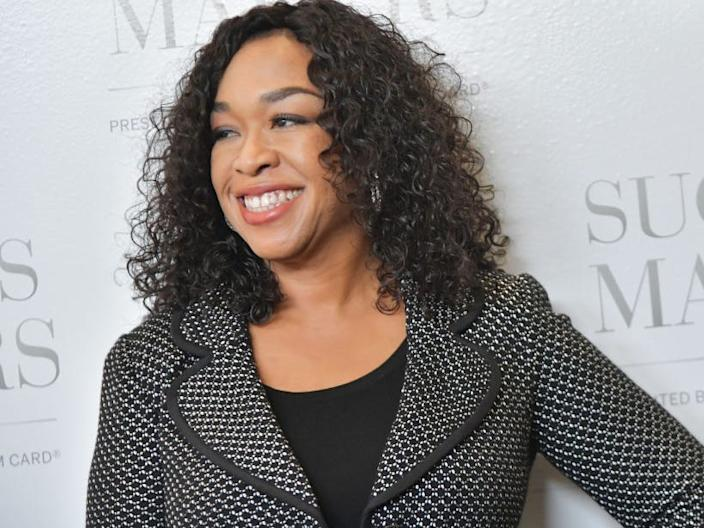 "Shonda Rhimes is best known for her ABC shows ""Grey's Anatomy"" and ""Scandal."""