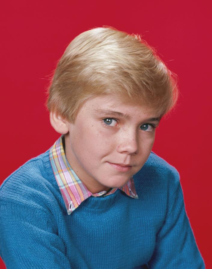 """Rick Schroder played a starring role on the 1980s television sitcom """"Silver Spoons."""" (Photo: Getty Images)"""