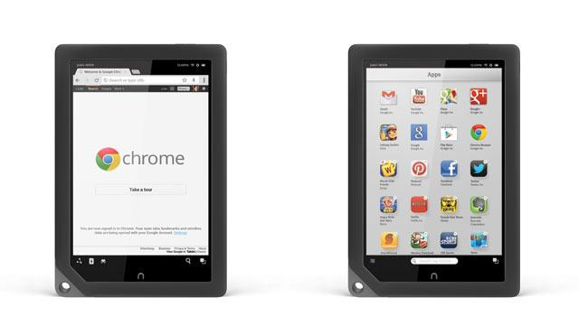 Barnes & Noble Nook HD and Nook HD+ Get Google Play Store, Become Real Android Tablets