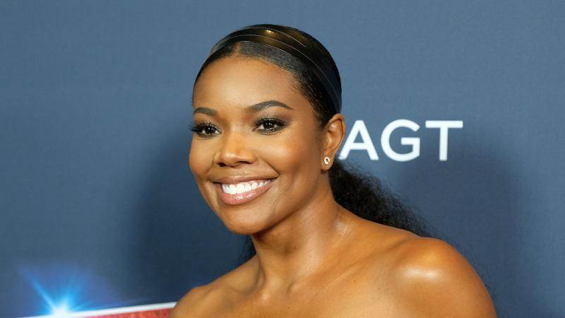 Gabrielle Union Showed Off Her Natural Hair After People Said She Wouldn't