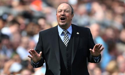 Newcastle's summer transfer dealings not ideal, Rafael Benítez says