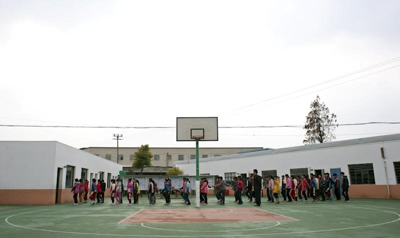 All Beijing School Running Tracks Are Being Tested for Poison After Kids Fall Ill