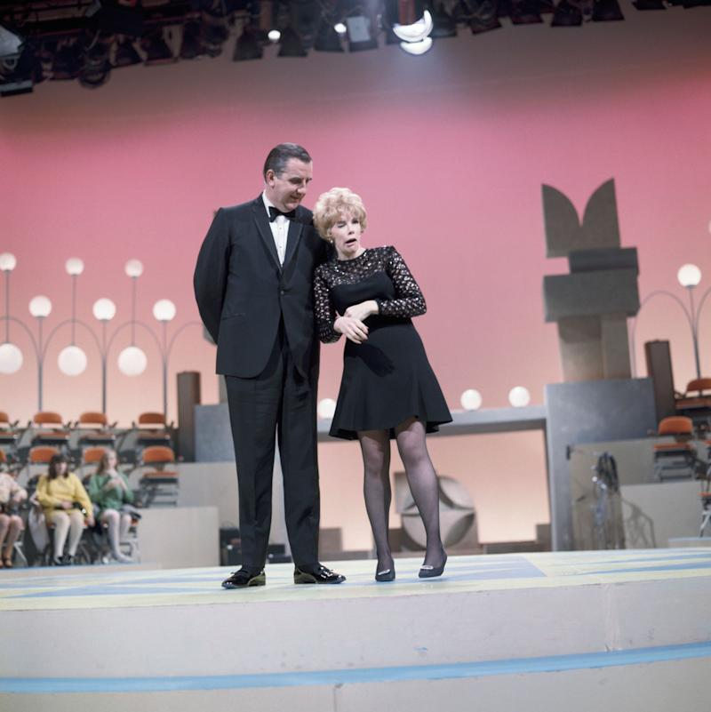 Ed McMahon and Joan Rivers (NBC/NBCU Photo Bank via Getty Images)