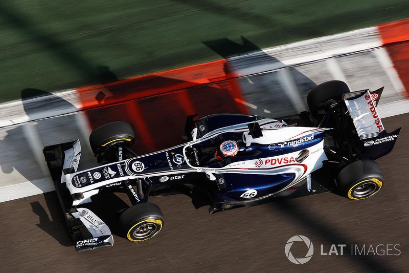 """2011: Williams-Cosworth FW33<span class=""""copyright"""">Sutton Motorsport Images</span>"""