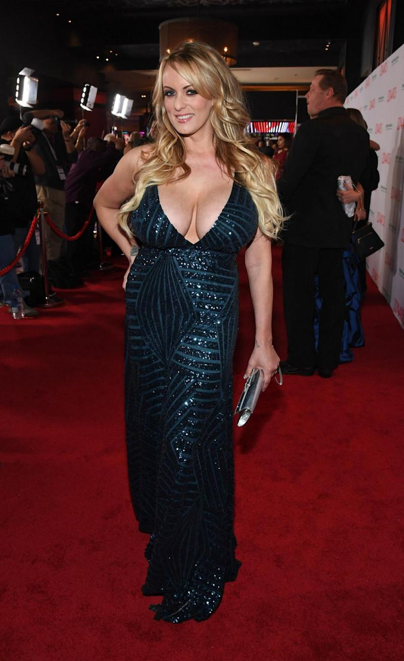 Stormy Daniels has revealed all about her alleged affair with Donald Trump. Photo: Getty Images