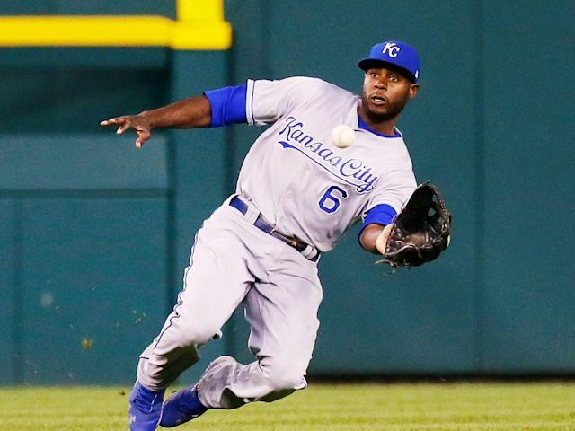 "<p>Eric Hosmer is the player most indelibly linked to the Royals' surprise 2014 AL pennant and 2015 championship, but Lorenzo Cain may have done more to help those teams achieve glory. Taking advantage of his outstanding speed and athleticism, the fleet-footed centerfielder coupled above-average offense with elite defense during the Royals' pennant runs, and he's more or less continued to do so in the two seasons since. Now a free agent, the going-on-32-year-old centerfielder ranked fifth in <a href=""https://www.si.com/mlb/2017/11/05/mlb-best-free-agents-martinez-darvish-arrieta"" rel=""nofollow noopener"" target=""_blank"" data-ylk=""slk:The Reiter 50"" class=""link rapid-noclick-resp"">The Reiter 50</a>, but as with Hosmer and 16 of the other top 20 from among that group, he remains unsigned at this writing.</p><p>To date, several teams have shown interest in Cain, with the Rangers, Blue Jays and Brewers doing so most recently and the Giants and Mets checking in earlier this winter. No dollar figures have been tossed around, at least publicly, but we can get an idea of the range of possibilities via my <a href=""https://www.si.com/mlb/2016/01/05/whats-he-really-worth-yoenis-cespedes-free-agency"" rel=""nofollow noopener"" target=""_blank"" data-ylk=""slk:What's He Really Worth"" class=""link rapid-noclick-resp"">What's He Really Worth</a> system, a model that incorporates a player's last three years of performance, a projection of his future value, and estimates of the market cost for a win, the rate of inflation and an age-related decline.</p><p>Though he's played in the majors for parts of eight seasons, it's fair to call Cain a late bloomer. Drafted out of a Florida high school by the Brewers in 2004, he was slowed by a strain of his posterior collateral ligament in 2009 and didn't make his major league debut until 2010, when he was 24 years old. Traded to the Royals as part of the Zack Greinke blockbuster in December 2010, he played just 67 major league games over the next two seasons due to the unexpected hot play of Melky Cabrera (2011) and further lower-body injuries (2011–12). He led all MLB outfielders with 24 Defensive Runs Saved, but hit for just an 80 OPS+ in 2013 (.251/301/.348)—his age-27 season—and looked like a bottom-of-the-lineup type who could be useful, but hardly a championship-caliber player.</p><p>Cain made dramatic improvements at the plate in 2014 (109 OPS+) and again in '15 (125 OPS+), becoming less pull happy but generating more hard contact and swiping 28 bases in each season. In 2015, he set career highs with 140 games, 16 homers—as many as he'd managed in the previous three seasons—and 7.2 WAR (Baseball-Reference version), the league's fourth-highest total. That same year, he made his lone All-Star team, dashed home with the pennant-winning run in the ALCS against the Blue Jays (he'd won ALCS MVP honors the year before) and helped the Royals to their first championship in 30 years.</p><p>Unfortunately, a left hamstring strain and a left wrist sprain each cost Cain about a month of the 2016 season. He played in just 103 games overall, and just 30 after June 28, shifting to rightfield—a position where he'd split time for most of his Kansas City career, generally with Jarrod Dyson coming off the bench late to take over center—due to the hamstring injury. Even with just a league average offensive contribution (100 OPS+), he produced a respectable 2.9 WAR thanks to his outstanding defense (+11 DRS).. Fully healthy, he rebounded in 2017, setting new career highs with 155 games, 175 hits and 54 walks and providing his typical blend of speed (26 steals in 28 attempts) and modest power (15 homers). He hit .300/.363/.440 for a 112 OPS+, nearly identical to the .300/.347/.436/113 OPS+ he'd hit in the previous three seasons combined.</p><p>Defensively, the good news is that Cain proved durable enough to play 151 games in centerfield. The bad news is that his +5 DRS was his lowest total since 2012, marking him merely as a good fielder instead of a great one; his +2 UZR is in the same ballpark. Interestingly enough, he did rank fifth among all outfielders in Statcast's newfangled <a href=""https://baseballsavant.mlb.com/outs_above_average"" rel=""nofollow noopener"" target=""_blank"" data-ylk=""slk:Outs Above Average"" class=""link rapid-noclick-resp"">Outs Above Average</a>, which <a href=""http://m.mlb.com/glossary/statcast/outs-above-average"" rel=""nofollow noopener"" target=""_blank"" data-ylk=""slk:accounts"" class=""link rapid-noclick-resp"">accounts</a> for the probability of an outfielder making a play by taking into account the distance and direction he has to travel and the time to get there, all based on the direction, launch angle and exit velocity each batted ball. Cain's 15 Outs Above Average trailed only Byron Buxton, Ender Inciarte, Mookie Betts and Adam Engel. Meanwhile, Statcast's assessment of Cain's <a href=""https://baseballsavant.mlb.com/sprint_speed_leaderboard"" rel=""nofollow noopener"" target=""_blank"" data-ylk=""slk:sprint speed"" class=""link rapid-noclick-resp"">sprint speed</a> (top four percentile) jibes with his +8 baserunning runs, which ranked third in the majors behind only Buxton and Betts (both +9). All of which suggests that his legs (and baserunning smarts) are still in excellent shape going forward, an important consideration given that facet's centrality to his value.</p><p>Cain's 5.3 WAR in 2017 was good for 10th in the league, and even given his 2016 absences, his 15.4 WAR over the past three seasons is <a href=""https://bbref.com/pi/shareit/Ys1mu"" rel=""nofollow noopener"" target=""_blank"" data-ylk=""slk:tied for 16th in the majors"" class=""link rapid-noclick-resp"">tied for 16th in the majors</a>, fifth among all outfielders. Again, he's made just one All-Star team and hasn't won a Gold Glove, though he did win three straight (2012–14) spots on <a href=""https://www.baseball-reference.com/awards/wilson_def_player.shtml"" rel=""nofollow noopener"" target=""_blank"" data-ylk=""slk:Wilson's Defensive Players of the Year"" class=""link rapid-noclick-resp"">Wilson's Defensive Players of the Year</a> teams. Based on the metrics, one can't begrudge the hardware of the Rays' two-time Gold Glove winner, Kevin Kiermaier (2015–16), but it's rather galling that Cain went home empty-handed in 2013–14 while outdoing the Orioles' Adam Jones in both DRS (+45 to 0) and UZR (+38 to +2) by wide margins. Even with a minimum of accolades, he's easily the best centerfielder in a free agent market where the alternatives (Dyson, Carlos Gomez, Austin Jackson, Jon Jay, Cameron Maybin) profile as part-time players or incomplete solutions.</p><p>Unlike <a href=""https://www.si.com/mlb/2018/01/04/eric-hosmer-free-agency-kansas-city-royals-san-diego-padres"" rel=""nofollow noopener"" target=""_blank"" data-ylk=""slk:Hosmer"" class=""link rapid-noclick-resp"">Hosmer</a> and <a href=""https://www.si.com/mlb/2018/01/05/jd-martinez-free-agency-arizona-diamondbacks-boston-red-sox"" rel=""nofollow noopener"" target=""_blank"" data-ylk=""slk:J.D. Martinez"" class=""link rapid-noclick-resp"">J.D. Martinez</a>, Cain doesn't have agent Scott Boras bandying about $200 million contract demands, but via the WHRW, he's got a better case for being paid big bucks (if not that stratospheric figure). In estimating Cain's value going forward, the WHRW model uses Tom Tango's <a href=""http://tangotiger.com/index.php/site/comments/war-marcels-warcels"" rel=""nofollow noopener"" target=""_blank"" data-ylk=""slk:Marcel the Monkey"" class=""link rapid-noclick-resp"">Marcel the Monkey</a> forecasting system (""the most basic forecasting system you can have, that uses as little intelligence as possible"") to establish a baseline based upon a 6/3/1 weighting of WAR; that is, six times his 2017 WAR plus three times his 2016 WAR plus his 2015 WAR, divided by 10. Tango's model also includes regression and an aging curve, specifically:</p><p>• 20% regression in the first year (0.8 times that weighted WAR)</p><p>• A baseline loss of 0.4 WAR per year thereafter, adjusted for age: gaining 0.1 WAR for each year under 30 and losing 0.1 per year over 30 (so -0.2 for Cain's age-32 season).</p><p>For the cost of a win this winter's series, I've extrapolated from the results of two studies of last winter's market, a low-end estimate of $9 million per win for 2017 based upon <a href=""https://www.vivaelbirdos.com/2017/2/27/14748912/cardinals-price-of-win-war-dexter-fowler-brett-cecil"" rel=""nofollow noopener"" target=""_blank"" data-ylk=""slk:Ben Markham"" class=""link rapid-noclick-resp"">Ben Markham</a>'s study of 101 free agent deals from last winter, and a high-end estimate of $10.5 million via <a href=""https://www.fangraphs.com/blogs/the-recent-history-of-free-agent-pricing/"" rel=""nofollow noopener"" target=""_blank"" data-ylk=""slk:Matt Swartz"" class=""link rapid-noclick-resp"">Matt Swartz</a>'s longer-range study. I'm applying the latter's 5.9% estimate for annual inflation to both. All of these figures represent a jump from last winter's series; despite the slow pace of free agent signings this winter, the industry is awash in cash, having set <a href=""https://www.forbes.com/sites/maurybrown/2017/11/22/mlb-sets-record-for-revenues-in-2017-increasing-more-than-500-million-since-2015/#15bfd02e7880"" rel=""nofollow noopener"" target=""_blank"" data-ylk=""slk:a revenue record"" class=""link rapid-noclick-resp"">a revenue record</a> for the 15th year in a row despite an attendance dip. What's more, each team is about to reap <a href=""http://mlb.nbcsports.com/2017/12/15/each-owner-will-get-at-least-50-million-in-early-2018-from-he-sale-of-bamtech/"" rel=""nofollow noopener"" target=""_blank"" data-ylk=""slk:a $50 million windfall"" class=""link rapid-noclick-resp"">a $50 million windfall</a> from the sale of a majority stake in MLB Advanced Media (now BAMTech) to the Disney Corporation.</p><p>While no reports of actual offers to Cain have been made public, it's safe to assume he'll be getting ones in the three-to-five year range given his age (all dollar figures in millions).</p><p>Five years and $102.9 million does seem to be a big jump beyond the five years and $82.5 million Dexter Fowler received from the Cardinals last winter for his age-31 to 35 seasons, but then Cain has been far more valuable than Fowler thanks largely to his defense. Fowler's -31 DRS from 2014–16—nearly the inverse of Cain's +34 DRS from 2015–17—limited his WAR to 8.2 in that span, and he had considerably less value on the bases than Cain as well.</p><p>At the $10.5 million per win figure, Cain's five-year forecast produces a valuation of $120 million; at $24 million per year, that would be <a href=""http://legacy.baseballprospectus.com/compensation/cots/league-info/highest-paid-players/"" rel=""nofollow noopener"" target=""_blank"" data-ylk=""slk:the sixth-highest average annual value"" class=""link rapid-noclick-resp"">the sixth-highest average annual value</a> of any outfielder's contract, fitting in between Mike Trout ($24.083 million and Jason Heyward ($23 million). Again, timing is everything, including the fact that Trout's AAV includes salaries from his three years of arbitration eligibility. It's hardly a guarantee that Cain's deal will go that high, but it could.</p><p>Unlike the cases of Hosmer and Martinez, where charitable assumptions regarding shaky defensive metrics, injuries and intangibles are necessary to justify valuations that still don't match Boras' asking price, Cain's case seems fairly straightforward. His age, injury history, likelihood of regression—all of those are incorporated into the model to some extent, and none of that needs to be waved off to justify a nine-figure deal.</p><p>That said, one thing that shouldn't be taken for granted is the possibility that Cain is moved out of centerfield, either because of the presence of a superior gloveman (the Blue Jays' Kevin Pillar, for example) or the desire to keep Cain healthy as he ages. The <a href=""https://www.baseball-reference.com/about/war_explained_position.shtml"" rel=""nofollow noopener"" target=""_blank"" data-ylk=""slk:positional adjustments"" class=""link rapid-noclick-resp"">positional adjustments</a> in Baseball-Reference's version of WAR are such that a full season in righfield is about 9.5 runs less valuable than one in center; currently, a centerfielder is valued at +2.5 runs per 1,350 innings (about 150 games) while a rightfielder is valued at -7 runs. Translated from stathead to English, the defensive demands of centerfielder are such that teams can sacrifice a bit of offense, playing a below average hitter there. It's much easier to find a player who's a good enough hitter and competent fielder to play rightifeld.</p><p>On a prorated basis, Cain's DRS in rightfield (+33 per 1,350 innings), has actually been higher than in center (+20 per 1,350 innings), but he has just 977 1/3 innings under his belt there, which amounts to about two-thirds of a season. If we apply a bit of regression, assuming he'd be ""only"" +24 over a full complement of innings, we can tweak the above projection by docking him an extra 0.45 wins per year—a gain of four runs relative to the average fielder at each position, coupled with the 9.5 run loss in value for the position shift—at some point. Referring to the valuations in the table above, let's suppose that the shift kicks in for 2021 (0.8 WAR, instead of 1.2) and '22 -0.3 WAR instead of 0.2). Via the revised numbers, Cain would produce 9.1 WAR over the life of a five-year deal, worth $92.4 million in the low estimate and $107.8 million in the high one. That's still more than the first-cut five-year valuation for Martinez ($84.4 million) as well as last year's contract for Fowler.</p><p>Chances are that a team moving him before that isn't thinking in terms of five years; at the low end, a four-year deal with a move to rightfield for 2020 yields 8.5 WAR and a valuation of $85.3 million, while at the high end, the valuation would be back up to $99.5 million.</p><p>Given the number of teams who've expressed interest in the multitalented Cain, I wouldn't be surprised to see him bring home a five-year deal. I think he'll do more to live up to whatever contract he lands than either Hosmer or Martinez. </p>"