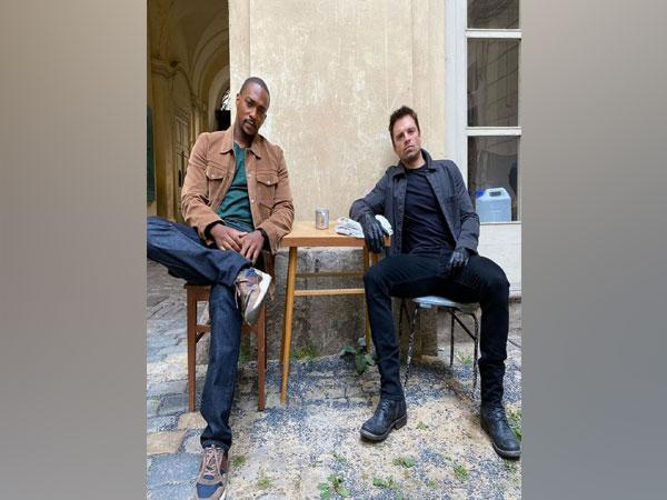 Anthony Mackie and Sebastian Stan (Image Source: Instagram)
