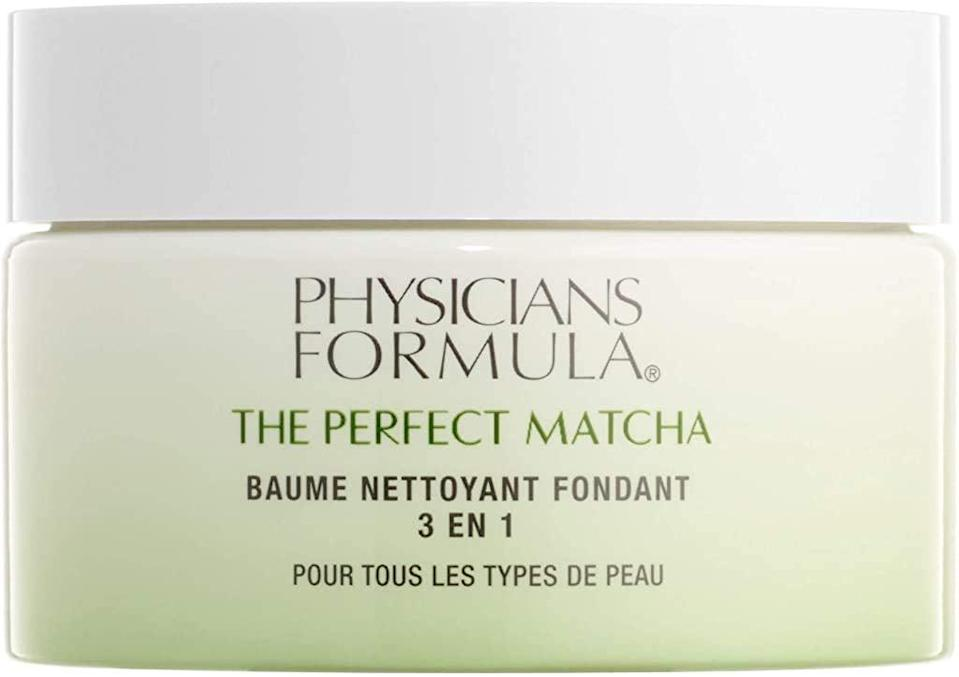 <p><span>Physicians Formula The Perfect Matcha 3-in-1 Melting Cleansing Balm</span> ($5, originally $15)</p>
