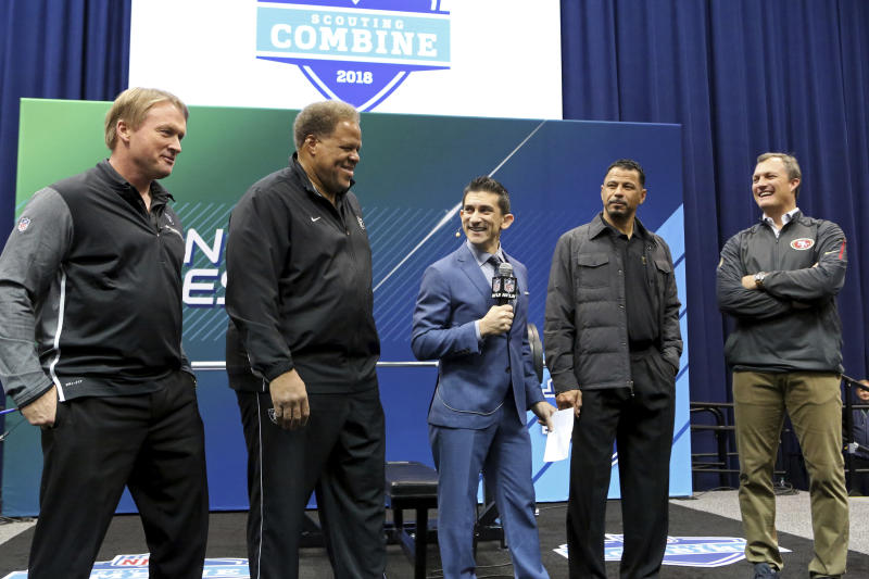 49ers win coin toss, pick 9th in NFL Draft