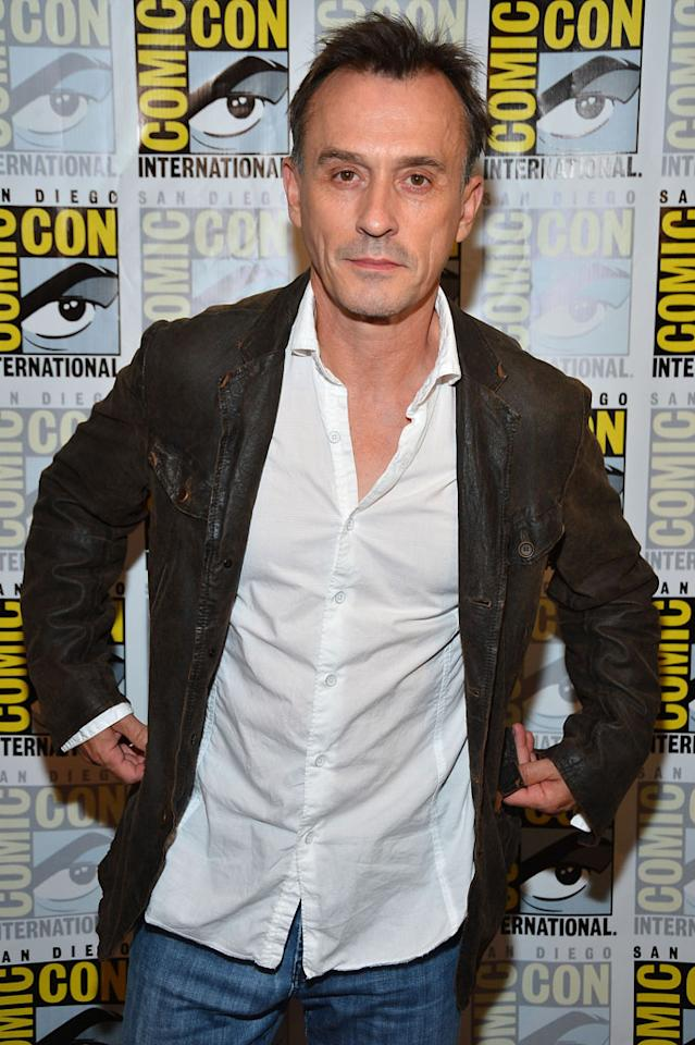 "Robert Knepper attends the ""Cult"" panel during Comic-Con International 2012 held at the Hilton San Diego Bayfront Hotel on July 13, 2012 in San Diego, California."