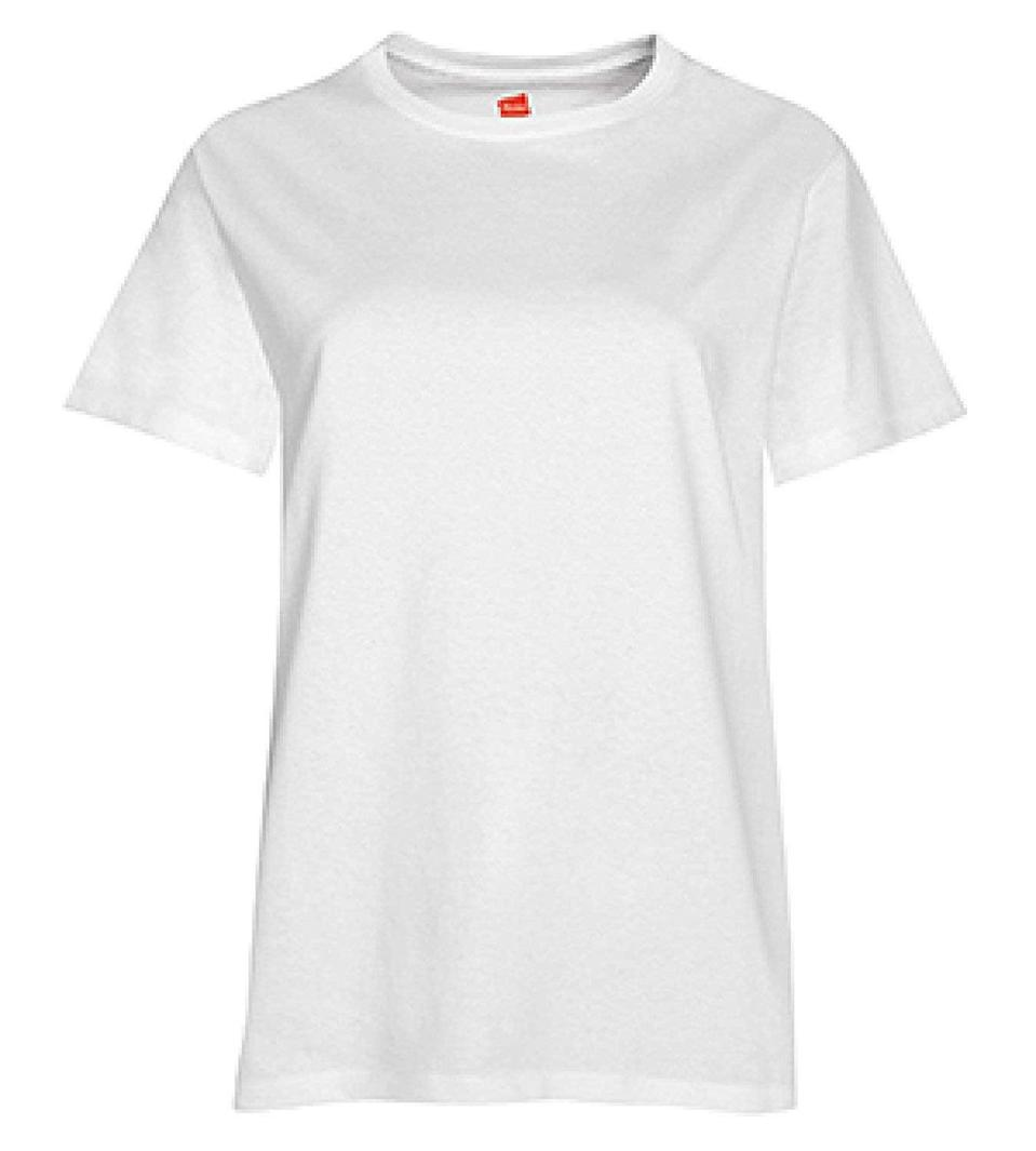 <p>This <span>Hanes Tagless T-Shirt</span> ($7) is my personal favorite.</p>