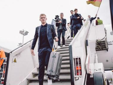 FIFA World Cup 2018: Defending champions Germany land in Moscow; coach Joachim Loew warns of 'high standard of opposition'